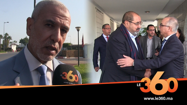 Cover_Vidéo: Le360.ma •تعرفوا مضامين لقاء شكيب بنموسى مع حزب العدالة والتنمية و حزب الاتحاد الاشتراكي
