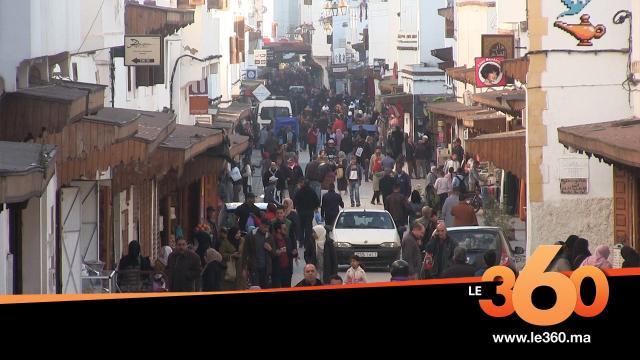 Cover_Vidéo: Le360.ma • فسحة بالكزا اهم ازقة المدينة العتيقة بالرباط