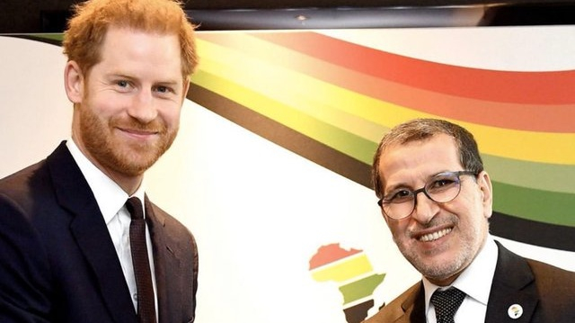 El Othmani Prince Harry