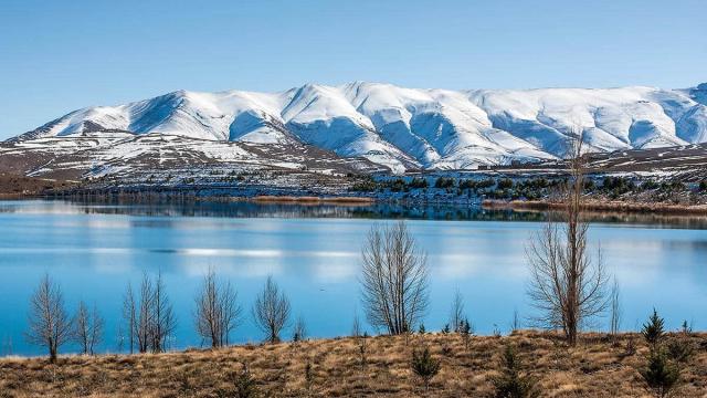 Lac Tislit, Haut Atlas