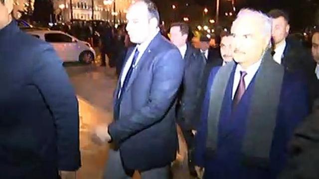 VIdéo. Libye: offensive diplomatique de Khalifa Haftar en Grèce pour contrer la Turquie