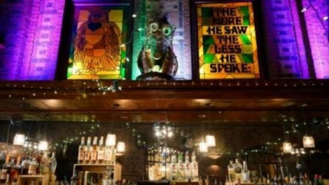 Owl Bar de Baltimore
