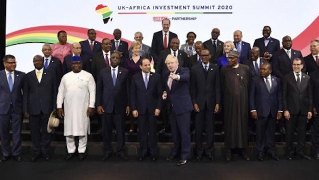 Londres prépare l'ère post-Brexit en courtisant l'Afrique