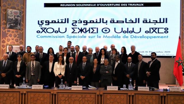 Commission spéciale sur le modèle de développement