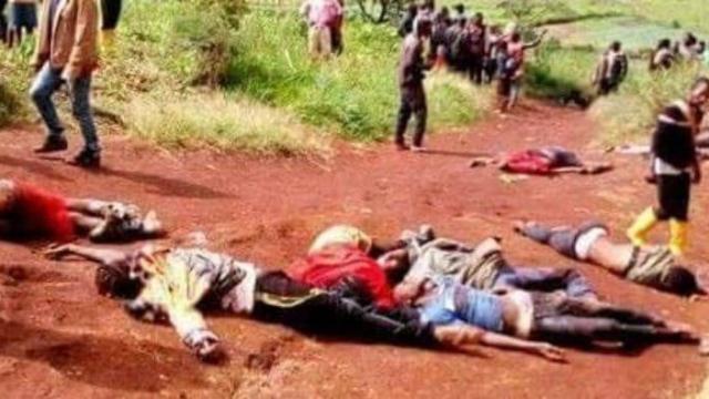 Cameroun: 22 villageois dont 14 enfants tués en zone anglophone, selon l'ONU