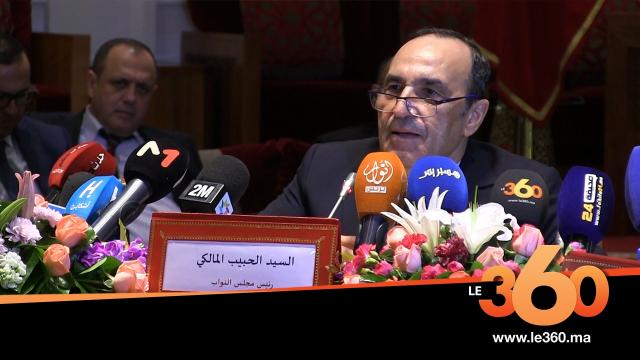 Cover_Vidéo: المالكي:تقاعد البرلمانيين ليس ريعاً