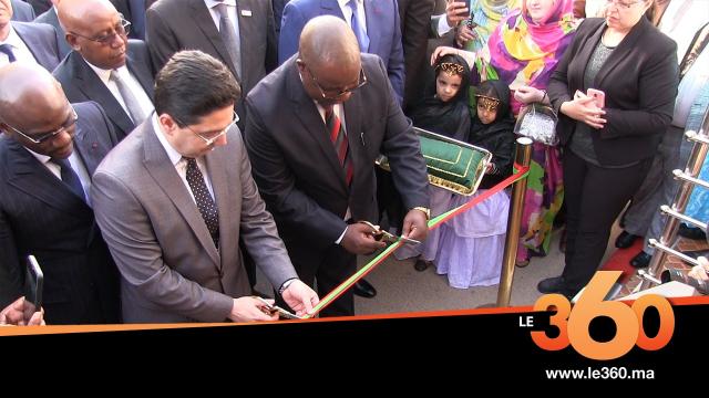 Cover_Vidéo: Visite guidée aux consulats africains ouverts à Laâyoune