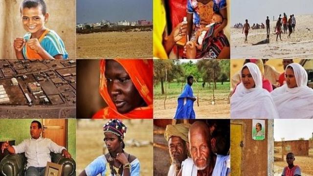 diversité culturelle en Mauritanie