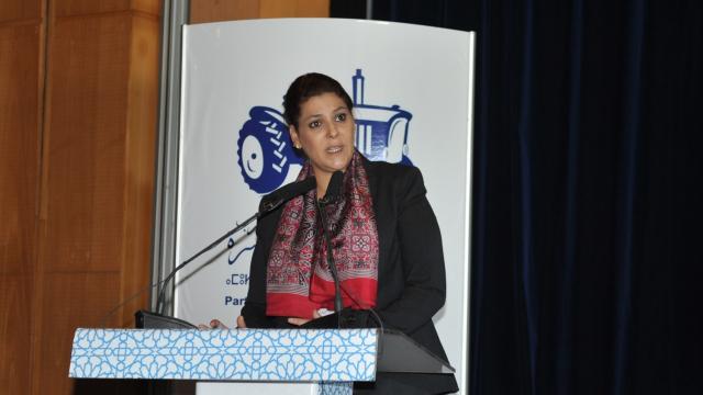 Fatima-Zahra Mansouri
