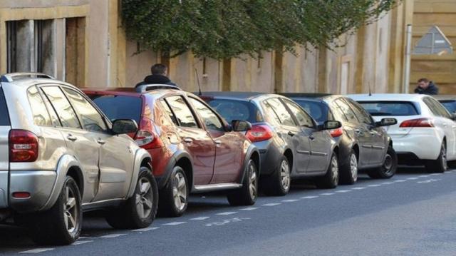 Parking Fès