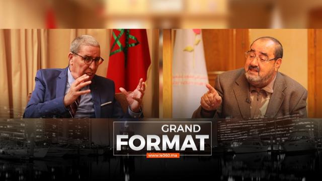 Cover Vidéo -  Grand Format Driss Lachgar
