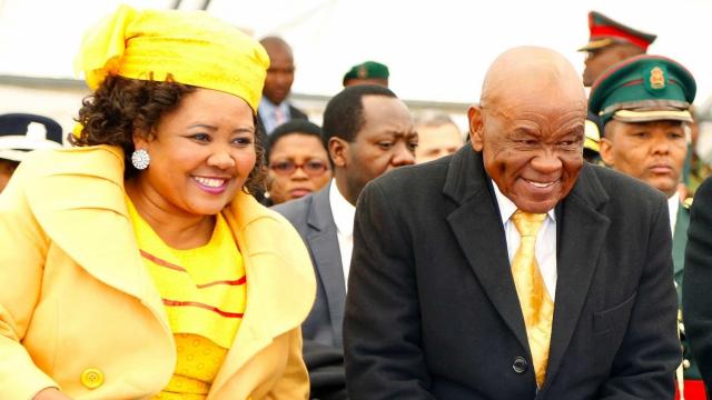 Lesotho: la Première dame libérée sur caution, elle aurait tué et pris la place de l'ex-première dame