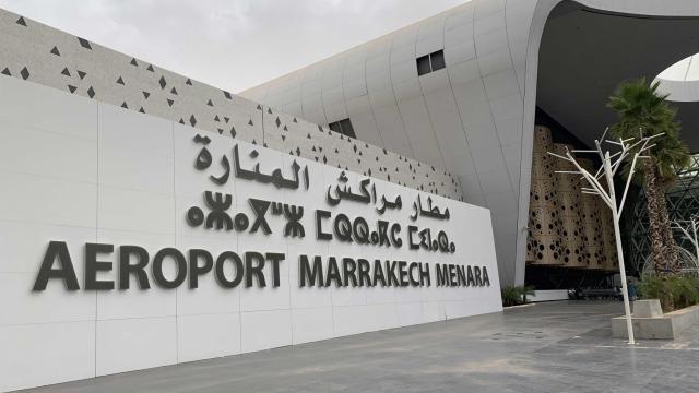 Aéroport Marrakech