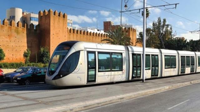 Tramway - Rabat - Salé