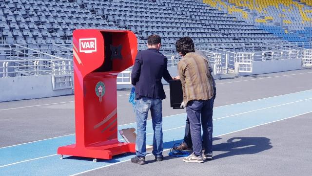 VAR stade Ibn Batouta