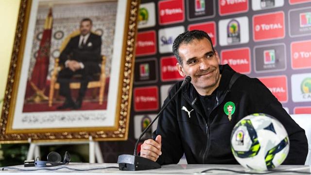 Hicham Dguig futsal Maroc