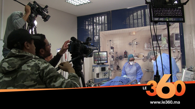Cover_Vidéo: Voici comment se confectionne les cours de médecine à distance