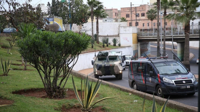 Coranavirus Maroc FAR