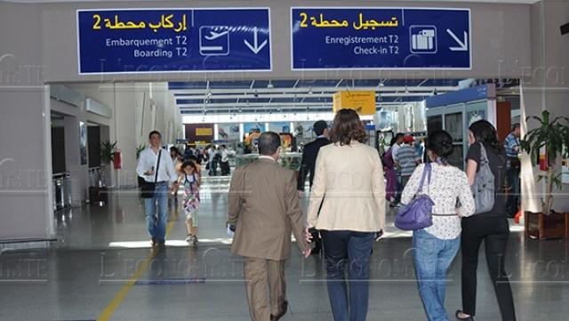 Aéroport Mohammed V - Casablanca - T2