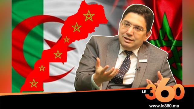 Cover_Vidéo: بوريطة: هذه تناقضات الدبلوماسية الجزائرية