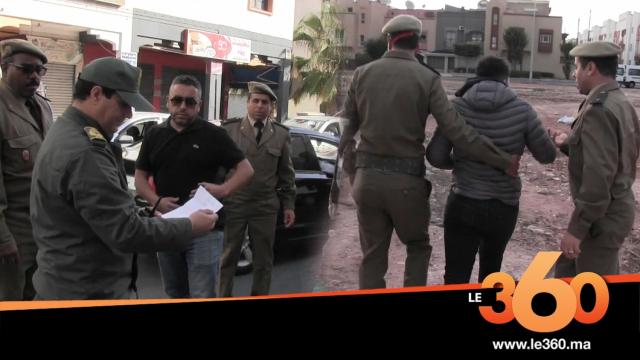 Cover_Vidéo: مطاردات واعتقالات لخارقي حالة الطوارئ الصحية بأكادير