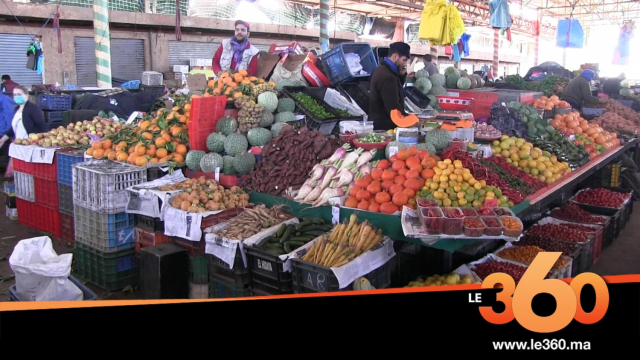 Cover_Vidéo: تباين في أسعار الخضر والفواكه بأكادير بسبب فيروس كورونا