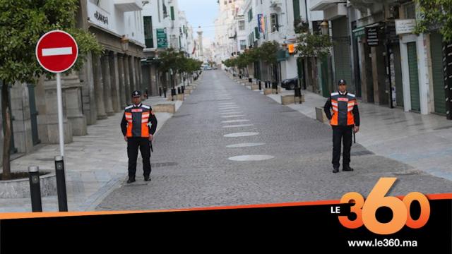 Cover_Vidéo: كورونا يوقف حركة السير والجولان بتطوان