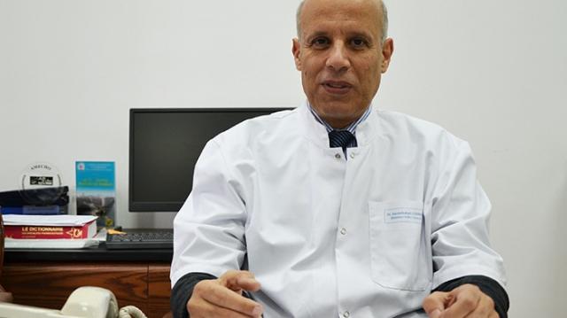 Professeur Abdelfattah Chakib