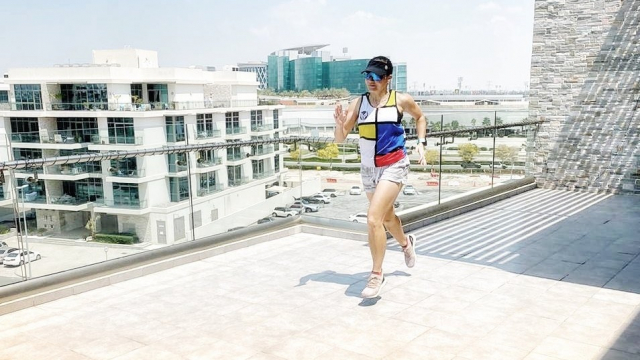 Marathon balcon