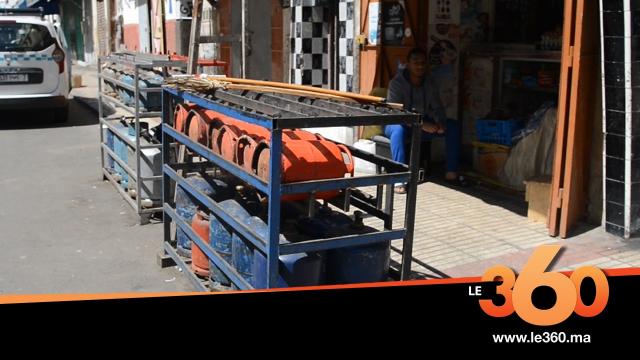 "cover vidéo :Le360.ma • ""التجار يدعون إلى عدم تخزين ""البوطا"