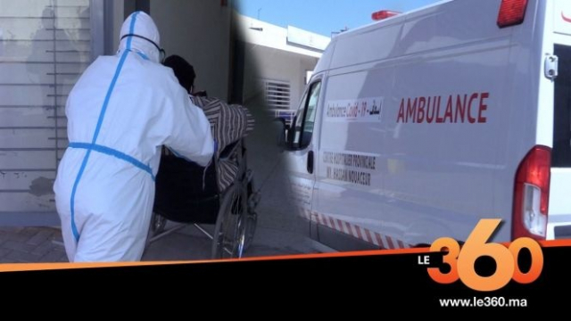 Cover Vidéo - هكذا تستقبل الأطقم الطبية المغربية المصابين بفيروس كورونا