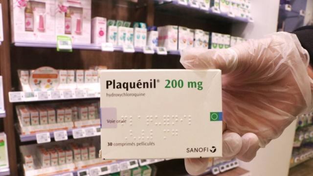 Plaquénil - générique - Hydroxychloroquine