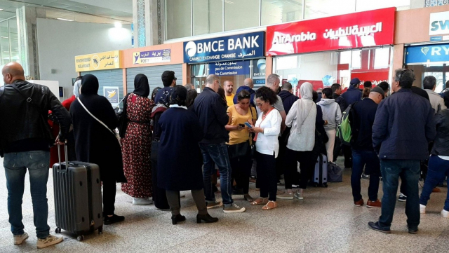 Marocains bloqués à l'étranger