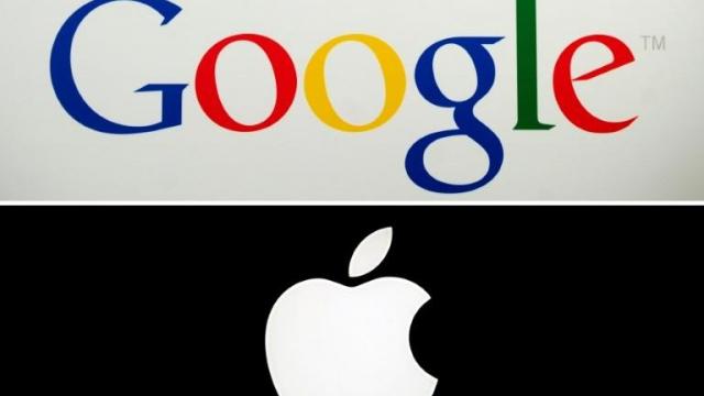 Google et Apple
