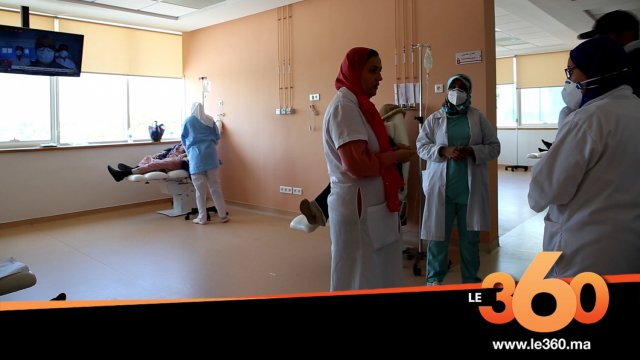 Cover_Vidéo: هكذا يتم علاج مرضى السرطان بجهة طنجة ووقايتهم من كورونا