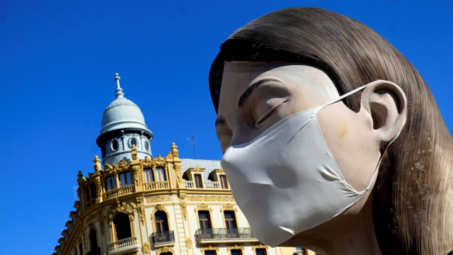 Masques en France
