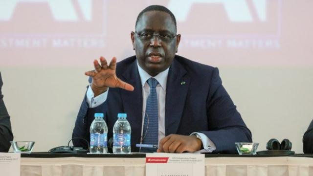 """Sénégal. Coronavirus: Macky Sall 'habilité"""" par le parlement à gouverner par ordonnance"""