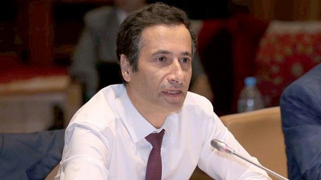 Mohamed Benchaâboun, ministre de l'Economie et des Finances.