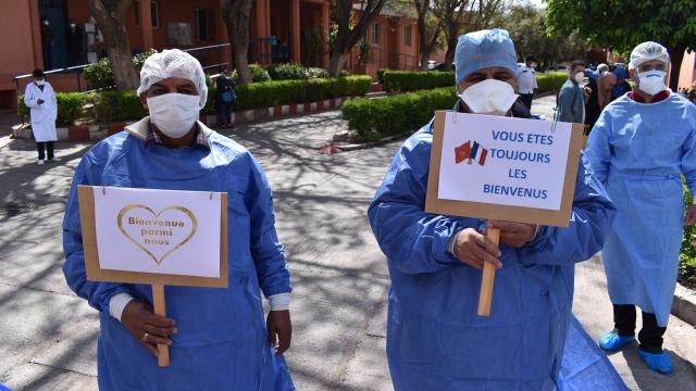 Coronavirus Marrakech