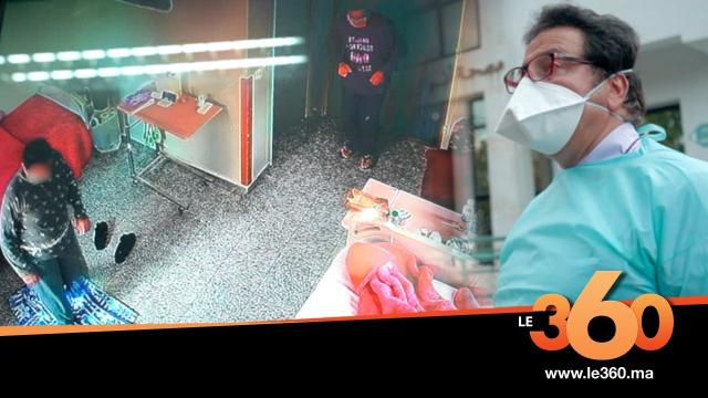 Cover. Vidéo. Covid-19: la clinique privée Anoual en renfort