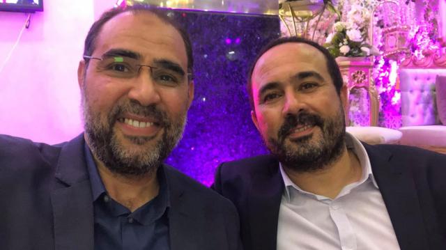 Abd El Moulay El Mourouri et Soulaïman Raïssouni
