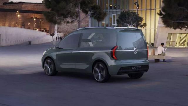La future Renault Kangoo produite au Maroc