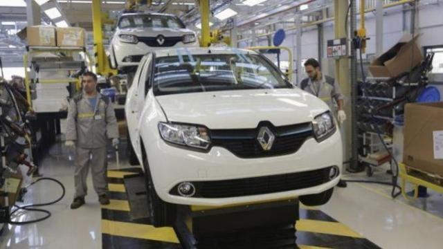 Renault Algérie Production