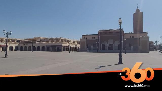 Cover_Vidéo: شاهد أجواء عيد الفطر بمدينة وجدة في زمن كورونا