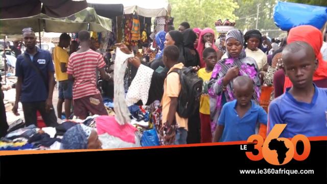 Vidéo. Mali: les préparatifs de la fête de l'Aid Seghir ou Seli N'Jitini Kalo