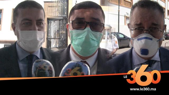 Cover Vidéo - تعليقات البرلمانيين حول تمديد الحجر