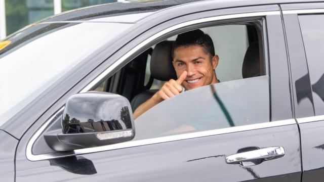 Après deux mois de confinement, Cristiano Ronaldo est de retour à la Juventus