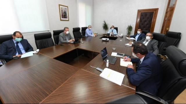 La FRMF en réunion
