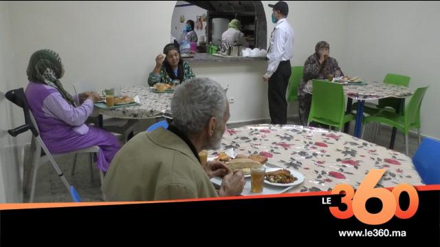 Cover Vidéo - هذه أجواء رمضان داخل دار للمسنين بالدارالبيضاء