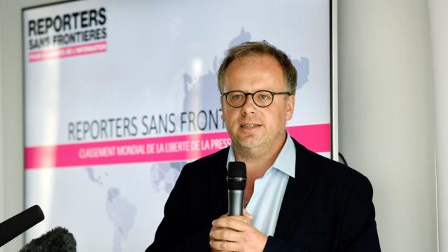 Christophe Deloire